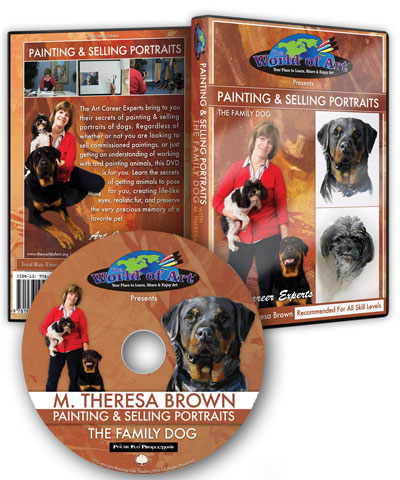 Family Dog DVD