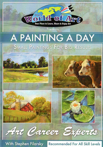 small paintings dvd